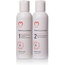Most Pediculus System Shampoo anti pidocchi 150 ml + Balsamo anti pidocchi 150 ml
