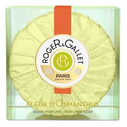 Roger&Gallet Fleur d'Osmanthus Saponetta profumata 100 g