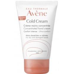 Avène Cold Cream Crema mani concentrata per pelle secca e screpolata 50 ml