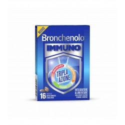 Bronchenolo Immuno integratore per le difese immunitarie 16 pastiglie