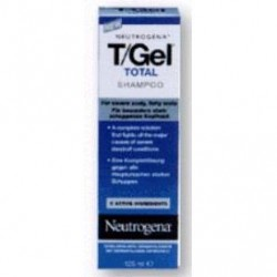 Neutrogena T/Gel Total shampoo forfora severa per dermatite 125 ml