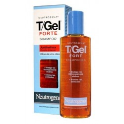 Neutrogena T/Gel Forte shampoo antiforfora contro il prurito intenso 125 ml