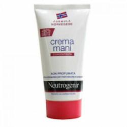Neutrogena Crema concentrata senza profumo per mani screpolate 75 ml