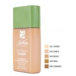 BioNike Defence Cover Fondotinta correttore fluido SPF30 101-Ivoire