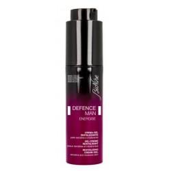 BioNike Defence Man Energise Crema gel viso rivitalizzante rinfrescante 50 ml