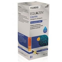 Equazen Liquido integratore di Omega-3 e Omega-6 al gusto vaniglia 200 ml