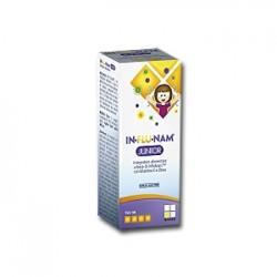 Named Influnam Junior integratore per il sistema immunitario dei bambini 150 ml