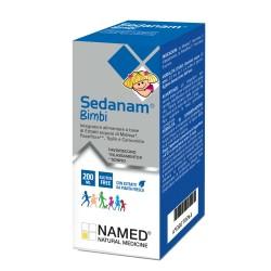 Named Sedanam Bimbi integratore per il sonno e il rilassamento 200 ml