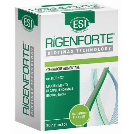 ESI Rigenforte Biotinax Technology integratore contro la caduta dei capelli 30 capsule