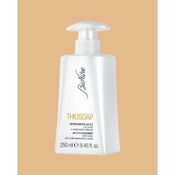 BioNike Thiosoap Detergente pelle acneica e seborroica pH 5,5 250 ml