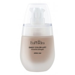 Euphidra Skin Progress System Daily Color Lift fondotinta effetto lifting scuro 30 ml