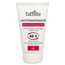 Euphidra Deodorante crema antitraspirante per ipersudorazione 40 ml