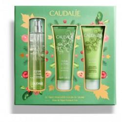 Caudalie Cofanetto Profumato Fleur de Vigne - Il Trio profumo + crema corpo + gel doccia