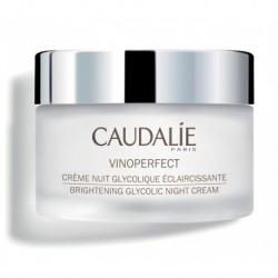 Caudalie Vinoperfect Crema Viso Notte Glicolica anti macchie 50 ml