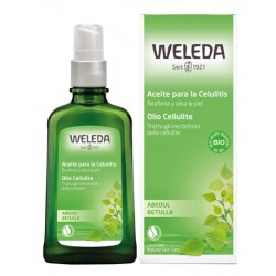 Weleda Olio corpo alla Betulla anti-cellulite tonificante 100 ml