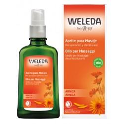 Weleda Olio corpo Arnica per massaggi decontratturanti 100 ml