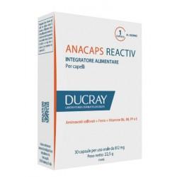 Ducray Anacaps Reactiv integratore per la salute dei capelli 30 capsule