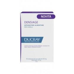 Ducray Densiage integratore rinforzante tonificante per capelli 30 compresse