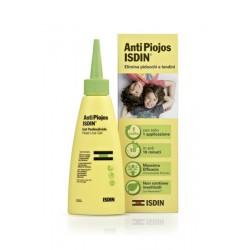 ISDIN AntiPiojos Gel Pediculicida trattamento naturale contro pidocchi e lendini 100 ml