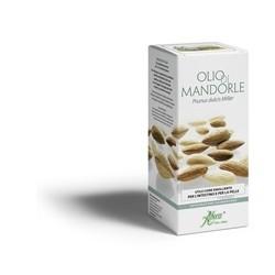 Aboca Olio di mandorle dolci emolliente per intestino e pelle 100 ml