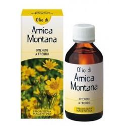 Erboristeria Magentina Olio di Arnica Montana per dolori muscolari 100 ml