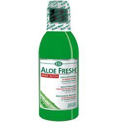 ESI Aloe Fresh collutorio naturale zero alcol antibatterico lenitivo 500 ml