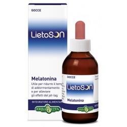 Erba Vita Lietoson Melatonina integratore per il sonno in gocce 30 ml