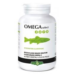 Erba Vita Omega Select 3 6 7 9 integratore di acidi grassi per trigliceridi 120 perle