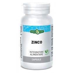 Erba Vita Zinco integratore alimentare per difese immunitarie 60 capsule