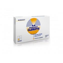 Named Nomabit Clematis Omeopatico globuli per la concentrazione 6 dosi
