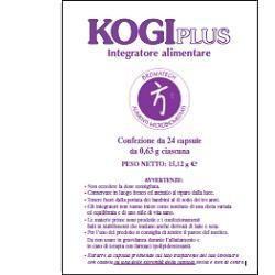 Bromatech Kogi Plus integratore per il controllo del colesterolo 24 capsule