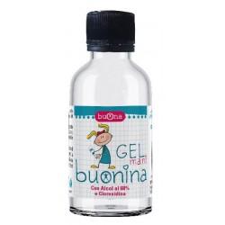 Steve Jones Buonina gel igienizzante mani con alcol e clorexidina 68% 100 ml