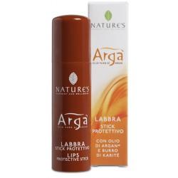 Nature's Argà Stick labbra protettivo per freddo e agenti atmosferici 5,7 ml