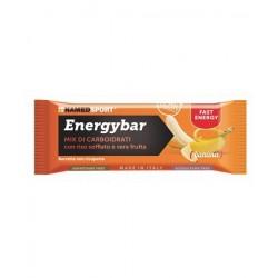 NamedSport Energybar barretta energetica per sportivi gusto banana 35 g