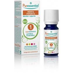 Puressentiel Menta Piperita olio essenziale per benessere delle vie respiratorie 10 ml