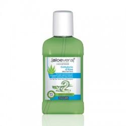 Zuccari Aloevera2 Collutorio d'aloe multiattivo contro placca carie alito cattivo 250 ml