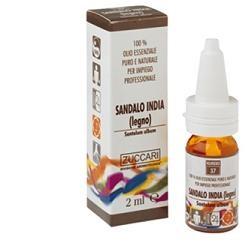 Zuccari Olio essenziale naturale di sandalo indiano per relazioni serene 10 ml