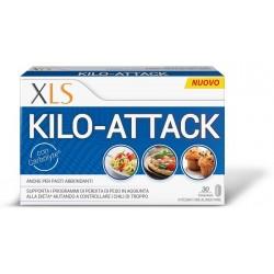 Xls Kilo-Attack - Integratore alimentare per il controllo del peso 30 compresse
