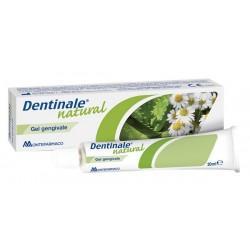 Dentinale Natural Gel gengivale lenitivo e protettivo per dentizione dei bambini 20 ml