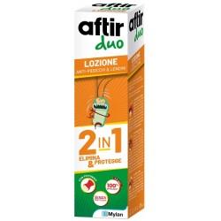Aftir Duo Lozione elimina e protegge antipidocchi e lendini 100 ml