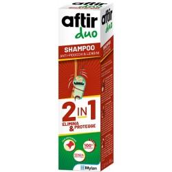 Aftir Duo Shampoo elimina e protegge antipidocchi e lendini 100 ml