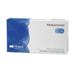 Primacovid Test Sierologico Covid-19 - Test sierologico rapido domestico