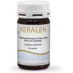 Farmacia Legnani Keralen integratore per capelli unghie e pelle 50 capsule