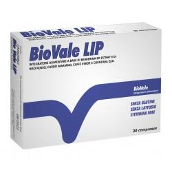 Biovale Lip integratore contro il colesterolo 30 compresse