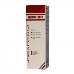 Braderm Kerato Forte Crema per cute secca con ipercheratosi 75 ml