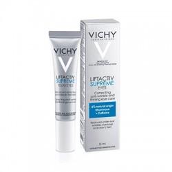 Vichy Liftactive Supreme trattamento occhi anti borse, occhiaie, rughe 15 ml