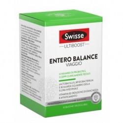 Swisse Entero Balance Viaggio integratore con probiotici 10 bustine