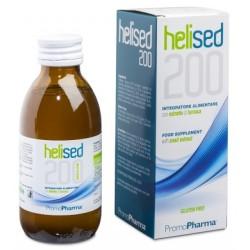 Helised 200 Estratto di lumaca integratore per vie respiratorie gusto lampone 150 ml