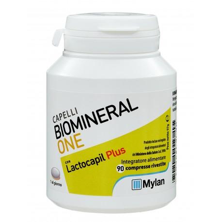 BioMineral One 90 Compresse - Integratore per il Benessere dei Capelli