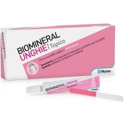 Biomineral Unghie Topico emulsione rinforzante per unghie 20 ml + spatola